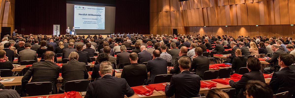 Der Treffpunkt der Landes- und Kommunalverwaltungen in Nordrhein-Westfalen