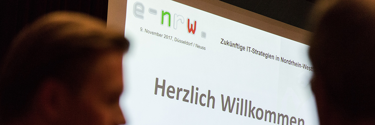 Zukünftige IT-Strategien in Nordrhein-Westfalen
