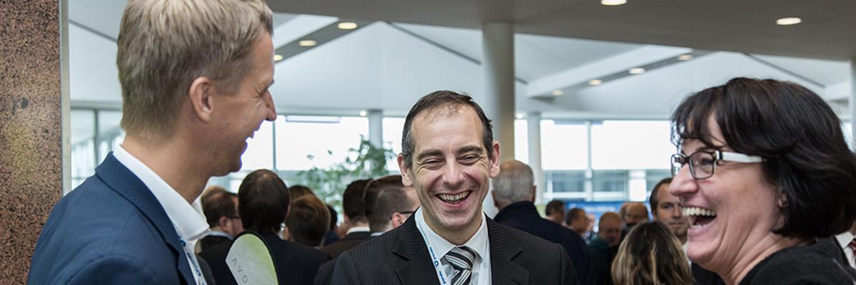Kommunikation und Netzwerkarbeit zu den E-Government-Themen der Zukunft